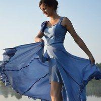 Móda / Zboží | Fler.cz Tie Dye Skirt, Skirts, Fashion, Moda, Fashion Styles, Skirt, Fashion Illustrations, Gowns