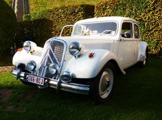 Citroën 11 B Traction 1939