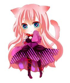 Photo of chibi vocaloid for fans of Anime 25072211 Chibi Kawaii, Kawaii Chan, Cute Chibi, Kawaii Anime, Anime Cat, Anime Chibi, Ldshadowlady Fan Art, Chibi Wallpaper, Chibi Characters