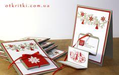 """Новогодние корпоративные открытки ручной работы - """"Google"""" paieška"""