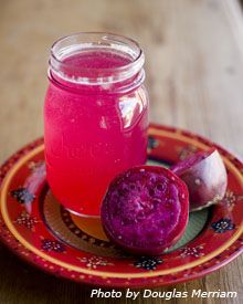 Prickly-Pear Lemonade