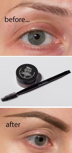 Salon Perfect Perfect Brow Pomade... One of my faves. I actually like it better than ABH Dip Brow
