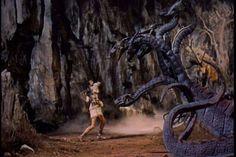 Ray Harryhausen Monsters | Ray Harryhausen