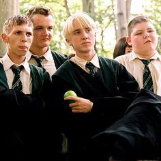 Draco Harry Potter, Harry Potter Witch, Mundo Harry Potter, Harry Potter Tumblr, Harry Potter Pictures, Harry Potter Characters, Harry Potter Things, Tom Felton Harry Potter, Golden Trio
