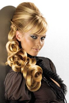 Fancy Elegant Hairstyles | Fancy Updo For Prom | Extraordinary and Ordinary HairStyles
