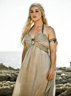 Game of Thrones: Emilia Clarke ranks her Daenerys costumes