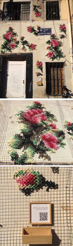 Fachada cosida (Valencia) Arquicostura.com