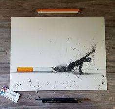 Caption this!   By @alessio_giffi .  .  Follow us @artistic_unity_   .  Tag your friends  .    #drawing #draw #sketch #art #artist #arte #artoftheday #artistic #artsy #illustration #photooftheday #painting #vsco #instaart #instaartist #worldofpencils #instalike #talnts #talented #masterpiece #beautiful #talent #draw #creative #vscocam #sketching #dibujo #instadraw #instafollow #amazing