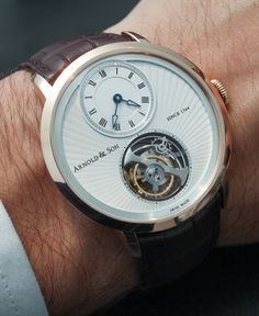 Baselworld 2013: Hands On With The Arnold