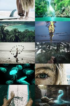 tropical witch aesthetic (more here)
