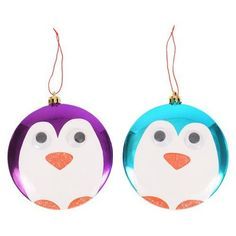 Adorable Penguin Ornaments! Definitely need to try :)