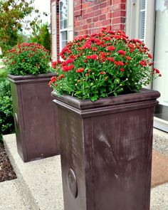 Outdoor Planter Projects – The Garden Glove