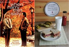 When harry met sally corned beef sandwich