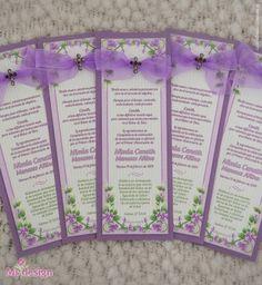 Invitaciones para Misas de Aniversario