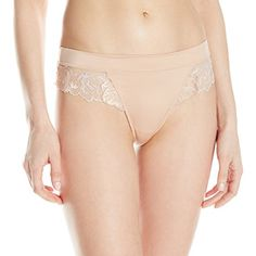 Wacoal Women's in Bloom Thong Pant, Mahogany Rose, Small Wacoal http://www.amazon.com/dp/B00QK2GACE/ref=cm_sw_r_pi_dp_lL9Hvb1BF616W