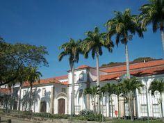 Museu Histórico Nacional. Criado em 1922. Rio de Janeiro.