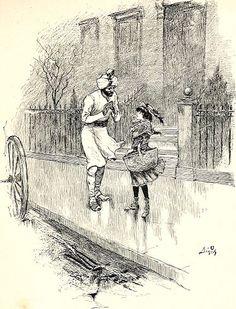 Sara Crewe (1888); the indian gentleman