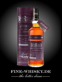 BenRiach Vintage 1999 Single Cask Release Batch 12