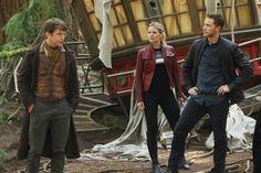 """Dr.  Jekyll, Emma and David - 6 * 1 """"The Saviour"""""""
