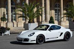 Porsche Cayman R #porsche
