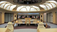 We are a Non Profit Organization restoring the Enterprise D Bridge display set from Star Trek The Next Generation, and turning it into an interactive museum. Star Trek Enterprise, Uss Enterprise Ncc 1701, Star Trek Wedding, Star Trek Bridge, Space Movies, Interactive Museum, Paddy Kelly, Star Wars, Star Trek