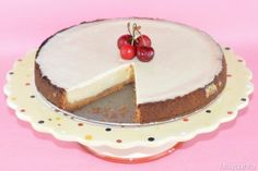 Ricetta della New York Cheesecake originale americana spiegata passo passo con foto. Come fare la New York Cheesecake