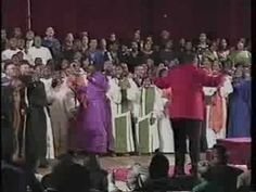 Come Thou Almighty King - Rev. Timothy Wright & The New York Fellowship Mass Choir - YouTube