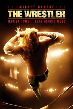 The Wrestler.  Very underrated.  Mickey Rourke's swan song.
