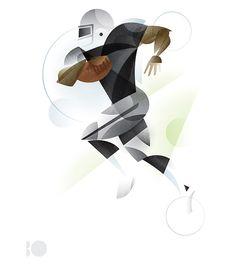 Matt Stevens // The Geometry of Sport