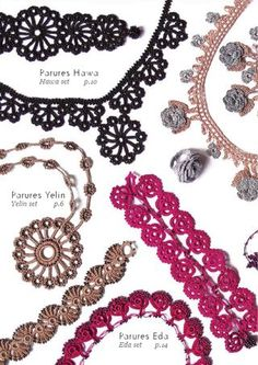 lots of jewelry inspiration