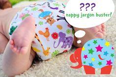 Cloth Nappy Jargon and Abbreviations Explained