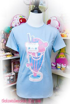 Hey, I found this really awesome Etsy listing at https://www.etsy.com/listing/187223197/sugar-pop-sweet-cream-sundae-kitty-cat