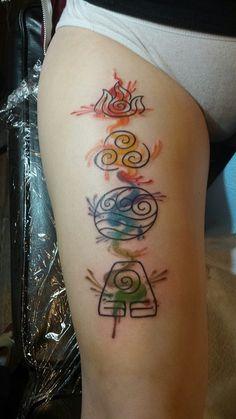 appa avatar tattoo - G...