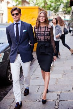 THE OLIVIA PALERMO LOOKBOOK: Olivia Palermo and Johannes Huebl Engagement Celebration !!!!!