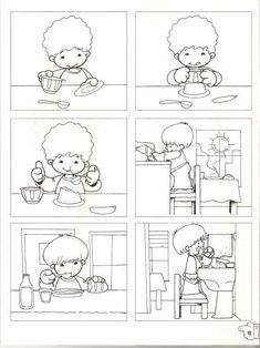 Secuencia de cuentos para niños - Imagui