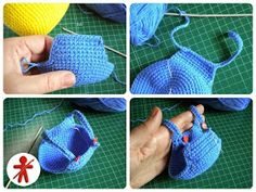 Amigurumi Minion Tarifi : Free minions pattern from ravelry: i am almost done with my first