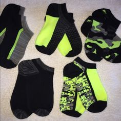 5 pairs small cute socks!!!New! Brand New Socks! Will fit a size 5 or smaller ... Other