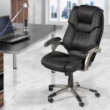 #2: Nico Drehstuhl Chefsessel Stuhl Bürostuhl Schreibtischstuhl schwarz - http://www.xn--brombel-profi-lmb0g.com/buerostuehle/2-nico-drehstuhl-chefsessel-stuhl-burostuhl-schreibtischstuhl-schwarz