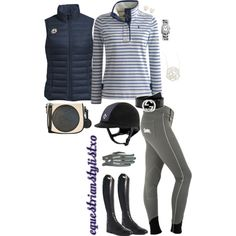 A fashion look from November 2014 featuring sweat shirts, stainless steel jewelry and initial necklace. Browse and shop related looks.