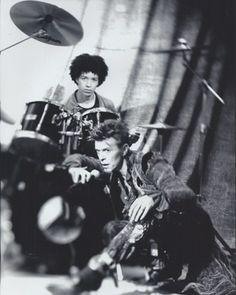 Zachary Alford, David Bowie