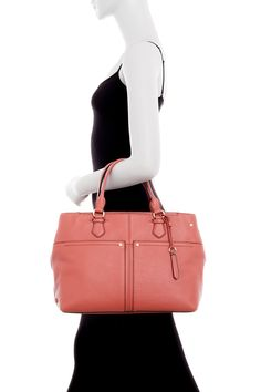 Cole Haan - Ilianna Leather Satchel is now 51% off. Free Shipping on orders over $100.