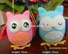 Ganchillo de la mano de navidad juguetes de búho, crochet bebé ducha giftstoys, diseñador de ganchillo ( kcc - ct00263 )-Los demás juguetes y Ocio-Identificación del producto:573140963-spanish.alibaba.com