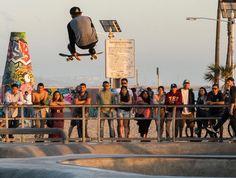 Jump! #VeniceBeach #LosAngeles by fuerg