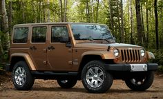 2014 chocalate color cars | 2011 Jeep Wrangler Unlimited 70th Anniversary Edition