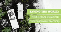 Saving the world: International brands and their sustainable practices - Chance Business Outdoor Clothing Brands, Sustainable Practices, Our Planet, Outdoor Outfit, Social Media Graphics, International Brands, Mother Nature, Sustainability, Innovation