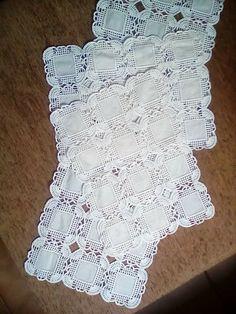 Crochet Lace Edging, Crochet Flowers, Chrochet, Diy And Crafts, Quilts, Beauty, Linen Tablecloth, Vintage Crochet, Cute Crochet