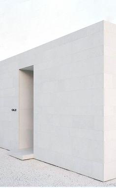 Bianco + Gotti Architetti | funeral home in Cavernago, Italy