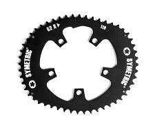 Osymetric Chainrings-- 5-7% power increases. Used by Sky to win '12/'13 TdF, so they must work...
