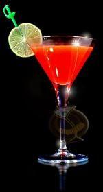 Drink Bacardi Cocktail Categoria: Short Drinks Modalidade: Batidos