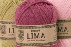 Drops Lima - All Colours - Yarn - Wool Warehouse - Buy Yarn, Wool, Needles & Other Knitting Supplies Online! £1.30 50g